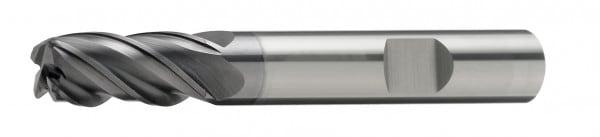 VHM-HPC-Superstar-Fräser (ungleiche T.) mit Eckenradius