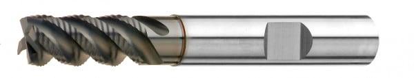 VHM-Primus-Schruppfräser 45° lang