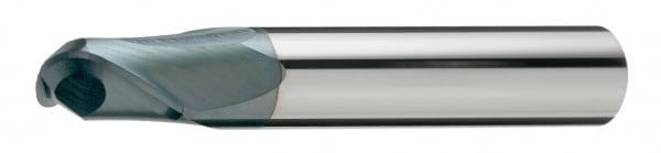 VHM-Formenbau X-Tra Radiusfräser 30° kurz