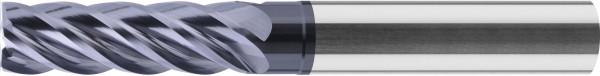 VHM-HPC-Superstar-Fräser (ungleiche T.) extra lang