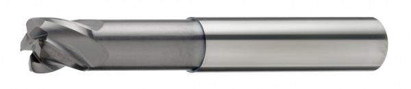 VHM-Formenbau-Kopierfräser 15° mit Eckenradius