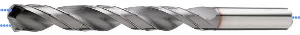 VHM-Inox-Spiralbohrer 8xd mit IK