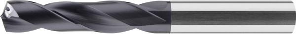 VHM-Inox-Spiralbohrer 3xd