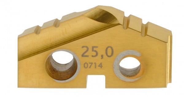 Wendeplatten mit Fase für Halter E.3661 - E.3662.0