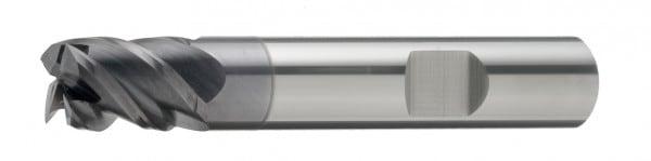 VHM-Universal-Schaftfräser 45° kurz