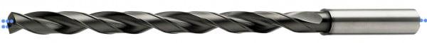 VHM-Universal-Spiralbohrer 12xd mit 4-Führungsfasen
