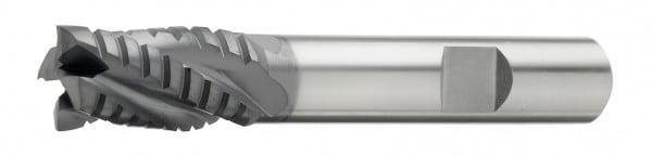 HSSE-Schruppschlichtfräser, kurz