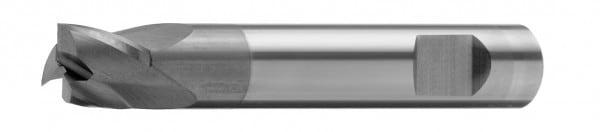 VHM-Universal-Schaftfräser 30° kurz