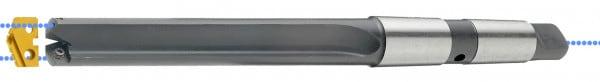 Wendeplattenbohrer gerade genutet 3xd - 20xd