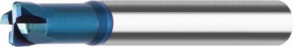 VHM-Formenbau-Kopierfräser mit Eckenradius