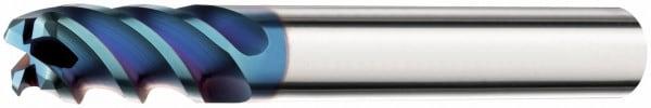 VHM-Formenbau-Schaftfräser 45° mit Eckenradius